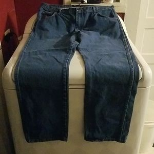 Wrangler Jeans - Mens wrangler fr fire resistant Jean's sz 40x32